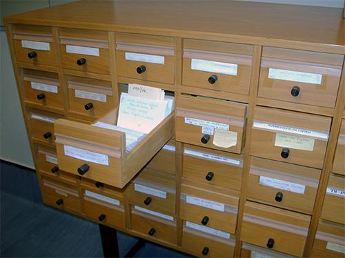 Destrucción archivadores Barcelona