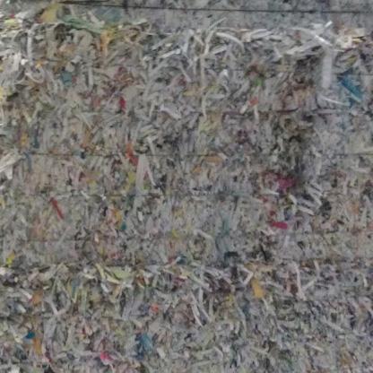 Certificado de destrucción de papel