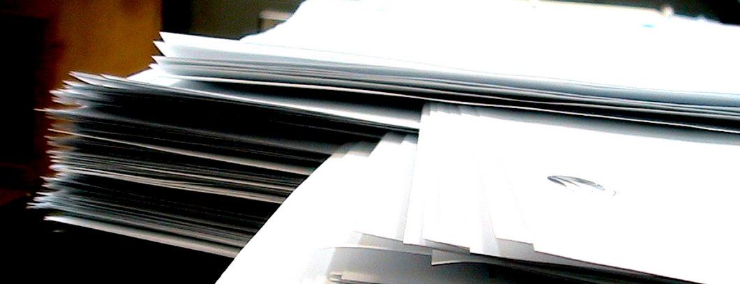 Reciclaje de papel en Barcelona