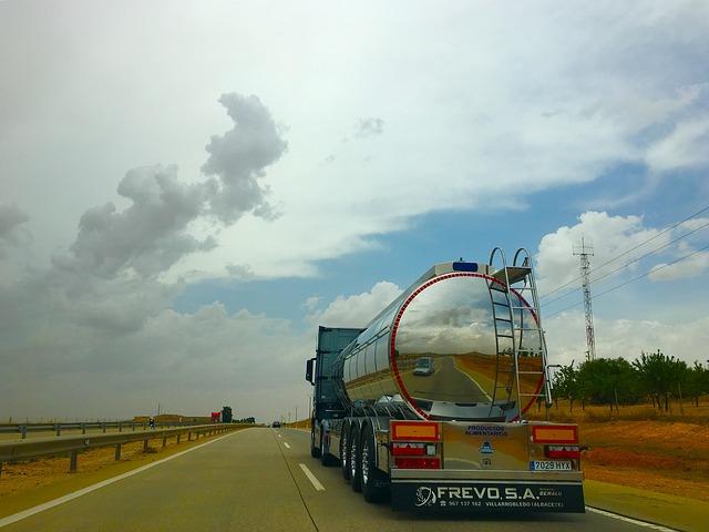 Camiones cuba para el transporte de resíduos liquidos