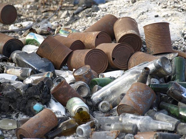 Valorización de resíduos convertir la basura en materia prima